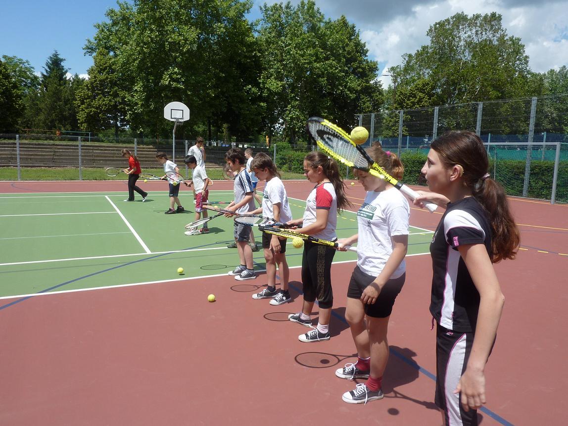 teniszoktats